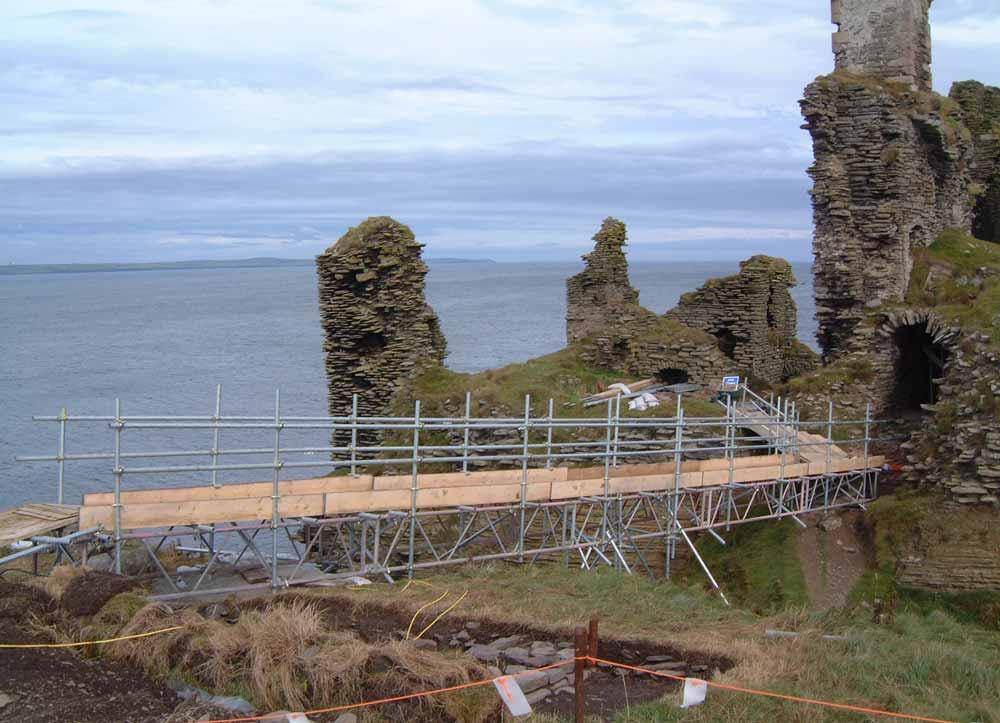 Lime Pointing Bcm Steeplejacks Scotland
