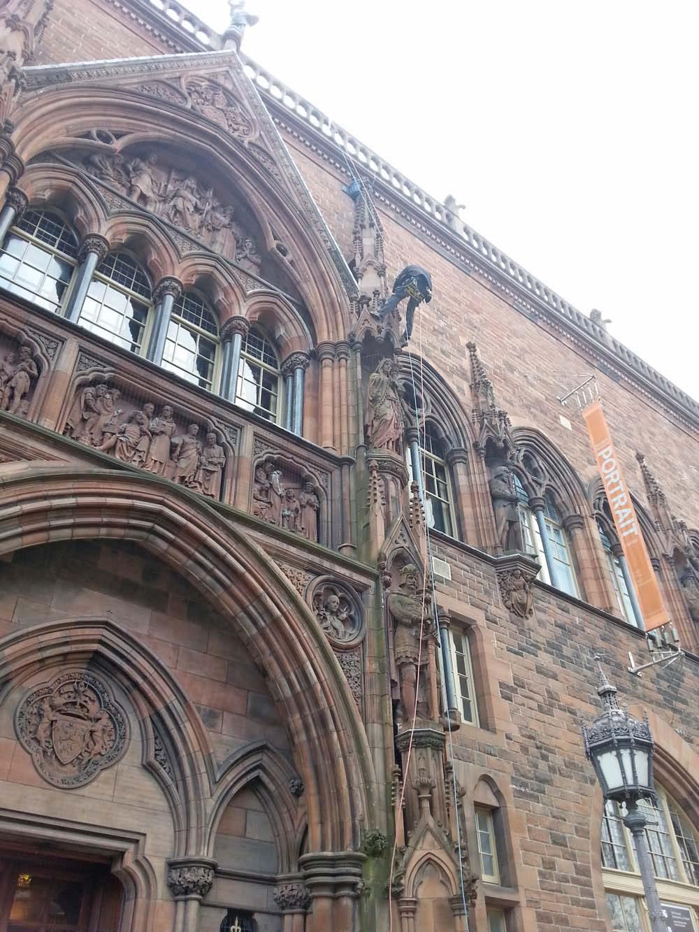 Edinburgh masonry inspection