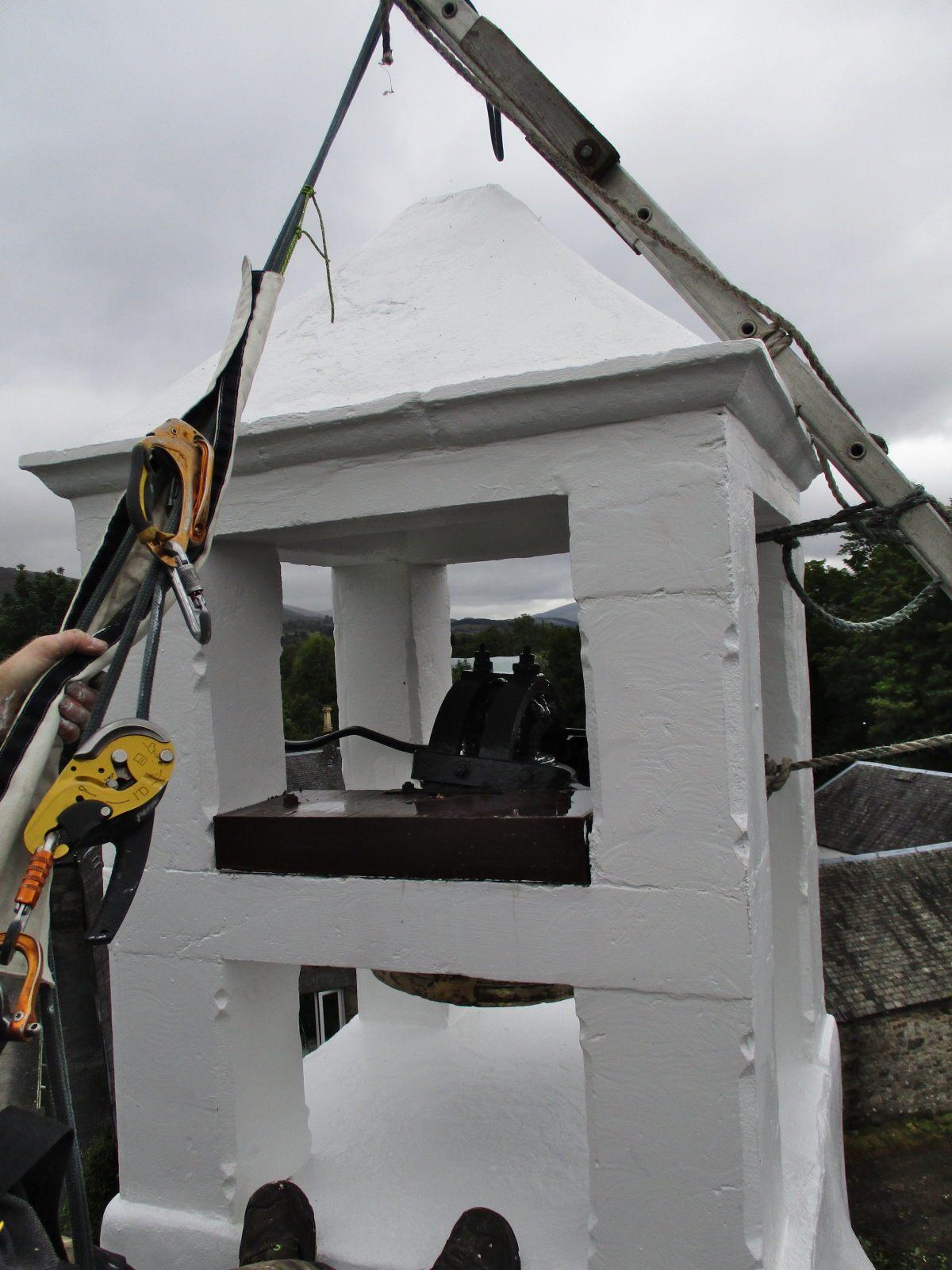 belfry refurbishment