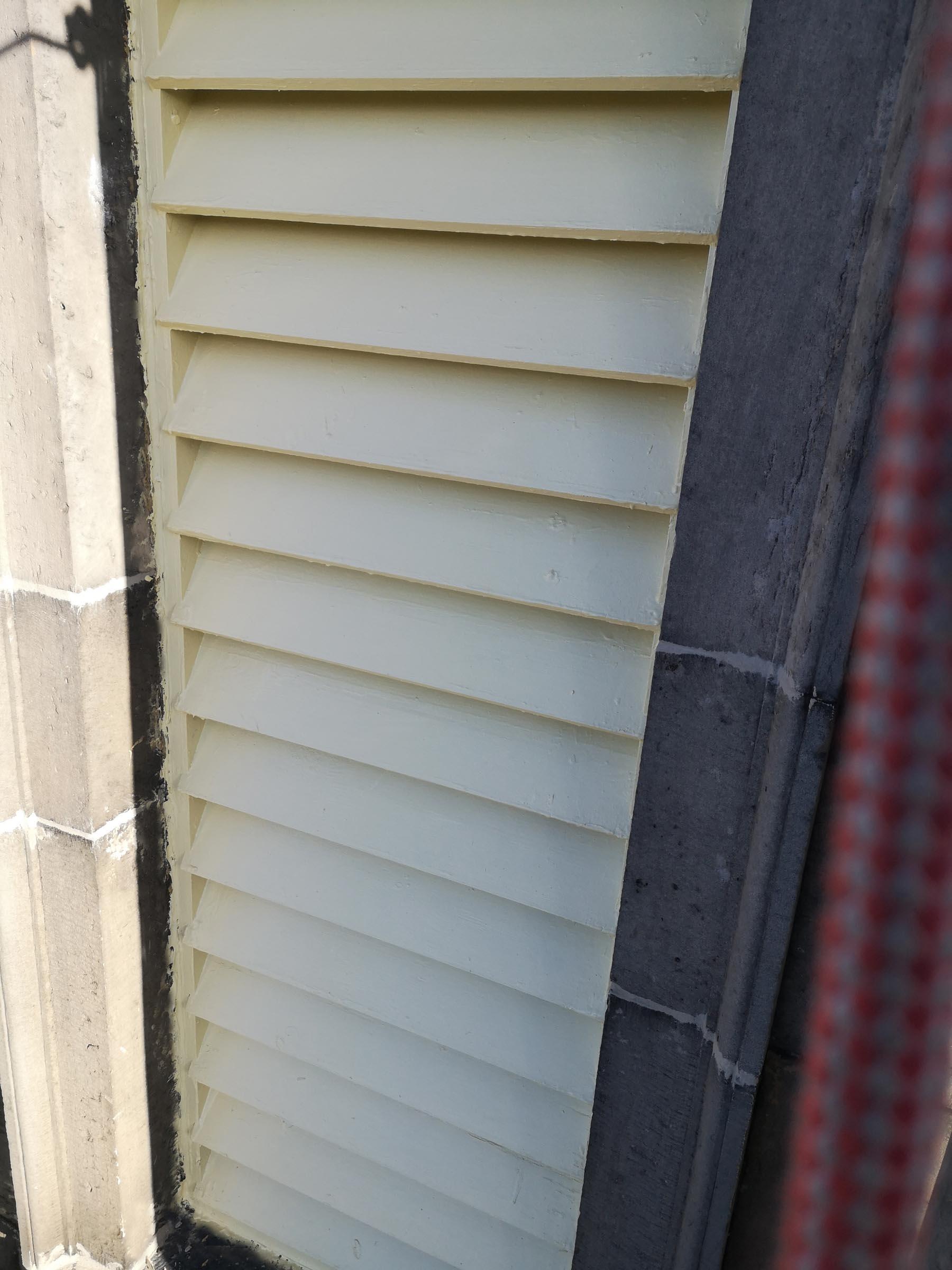 louvre window painting